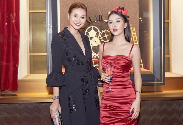 Quỳnh Anh Shyn dát cả cây hàng hiệu đẳng cấp tới dự sự kiện cùng Thanh Hằng, Hà Tăng - Ảnh 6.