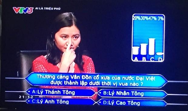 Ai là triệu phú 2018 lên sóng với MC mới - Phan Đăng, đã có người chơi mang về 22 triệu đồng - Ảnh 4.