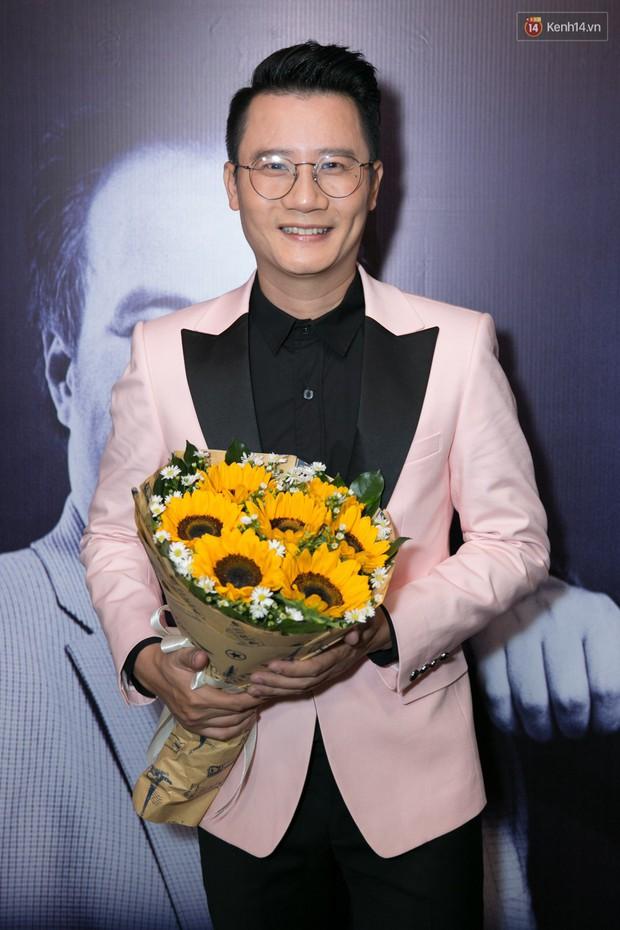 Hoàng Bách làm album nhạc Việt Anh, không áp lực trước cái bóng những tên tuổi lớn - Ảnh 6.