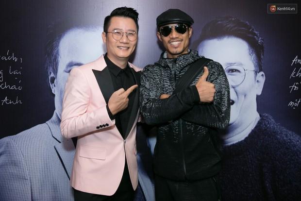 Hoàng Bách làm album nhạc Việt Anh, không áp lực trước cái bóng những tên tuổi lớn - Ảnh 13.