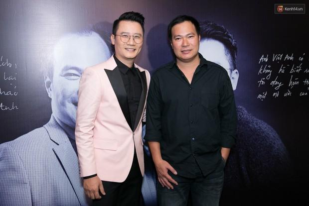 Hoàng Bách làm album nhạc Việt Anh, không áp lực trước cái bóng những tên tuổi lớn - Ảnh 1.