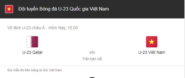 Hàng triệu người hâm mộ vỡ òa hạnh phúc khi U23 Việt Nam tiến thẳng vào chung kết - Ảnh 2.