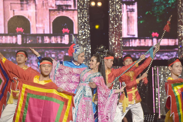 Cặp đôi vàng: Thánh nữ Bolero Jang Mi được danh ca Phương Dung khen ngợi hết lời - Ảnh 12.