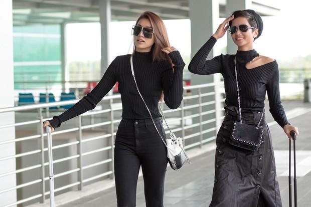 Kệ cánh stylist khẩu chiến, Hoa hậu HHen Niê cứ khoe street style đầu tiên của mình cái đã - Ảnh 2.