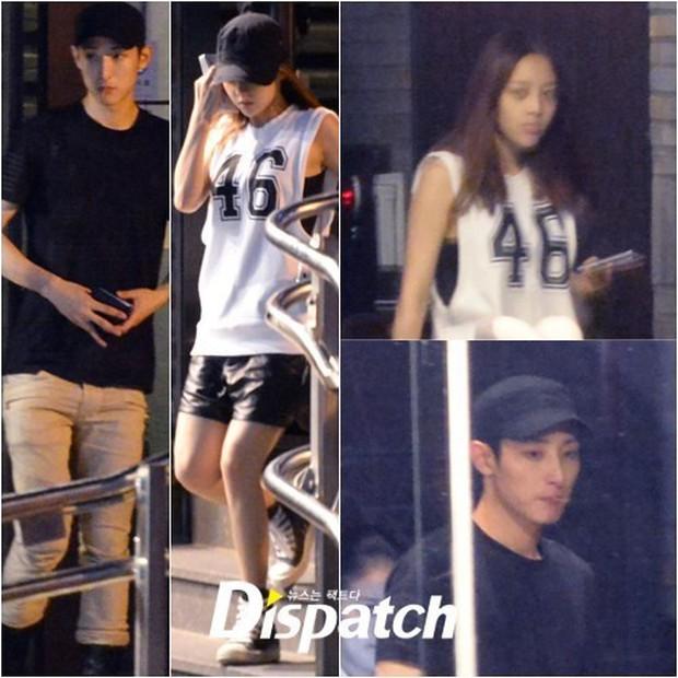 Tội Daesung, chàng trai dành cả thanh xuân để đợi tin đồn hẹn hò mà Dispatch cũng không cho - Ảnh 10.
