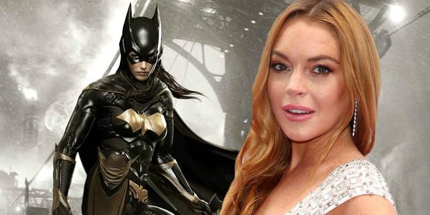 Mean Girl Lindsay Lohan muốn được hóa thân thành Batgirl - Ảnh 1.