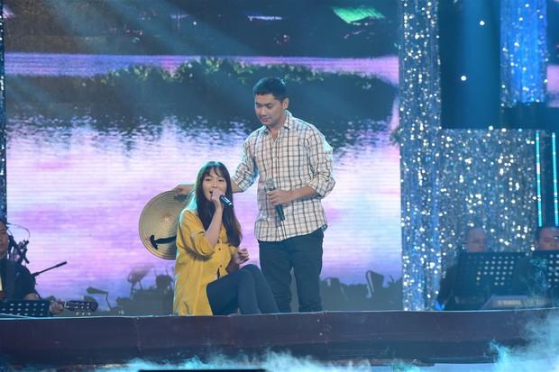 Cặp đôi vàng: Thánh nữ Bolero Jang Mi được danh ca Phương Dung khen ngợi hết lời - Ảnh 3.