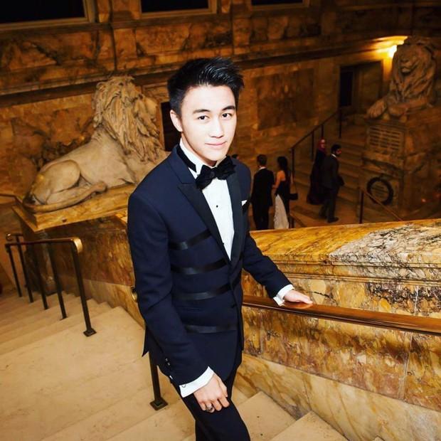5 lý do khiến con trai ông trùm sòng bài Macau hoàn hảo hơn mọi soái ca ngôn tình! - Ảnh 2.