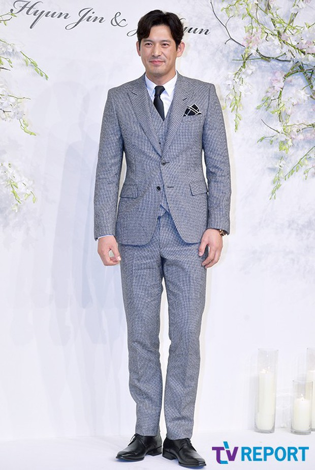 Đám cưới hội tụ toàn sao khủng: Lee Kwang Soo bỗng điển trai, Phạm Băng Băng Hàn Quốc bị mỹ nhân vô danh đè bẹp - Ảnh 21.