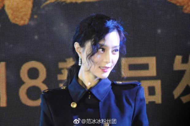 Chỉ vì kiểu tóc mới mà Phạm Băng Băng từ soái tỷ Trung Hoa thành ra Ajuma Hàn Quốc - Ảnh 2.