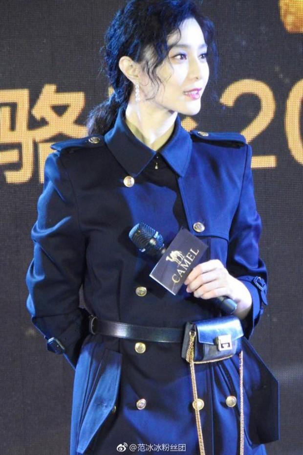 Chỉ vì kiểu tóc mới mà Phạm Băng Băng từ soái tỷ Trung Hoa thành ra Ajuma Hàn Quốc - Ảnh 3.