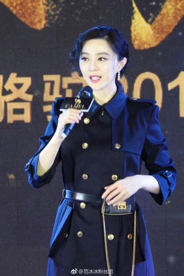 Chỉ vì kiểu tóc mới mà Phạm Băng Băng từ soái tỷ Trung Hoa thành ra Ajuma Hàn Quốc - Ảnh 4.