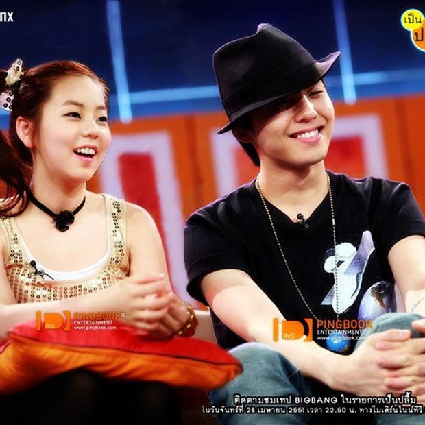Tình sử của G-Dragon: Từ bạn gái tin đồn đến người yêu công khai đều xinh đẹp đáng ghen tị - Ảnh 2.