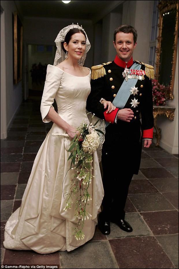 Áp lực làm dâu đầy khó khăn của nàng dâu thường dân một bước trở thành Thái tử phi Đan Mạch - Ảnh 1.