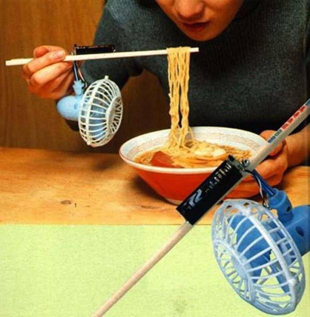 Cùng khám phá những phát minh độc đáo và kỳ quặc bạn chỉ có tìm được tại Nhật Bản - Ảnh 2.