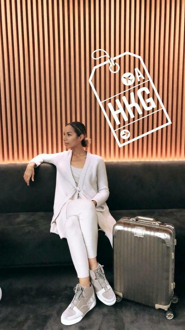 Giọng ca Bleeding Love Leona Lewis bất ngờ đến Đà Nẵng đón năm mới cùng bạn trai - Ảnh 1.