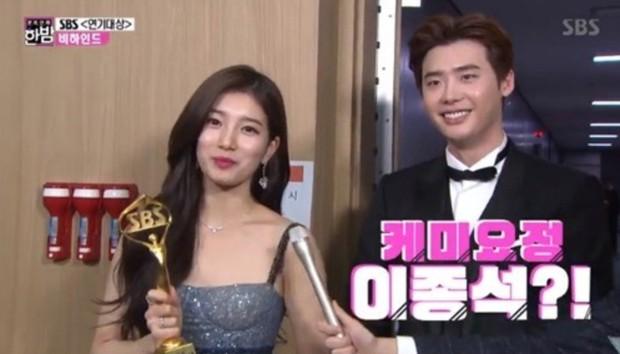 Suzy chia tay Lee Min Ho, Lee Jong Suk mới có can đảm nói: Tôi đã yêu cô ấy trong từng khoảnh khắc - Ảnh 4.