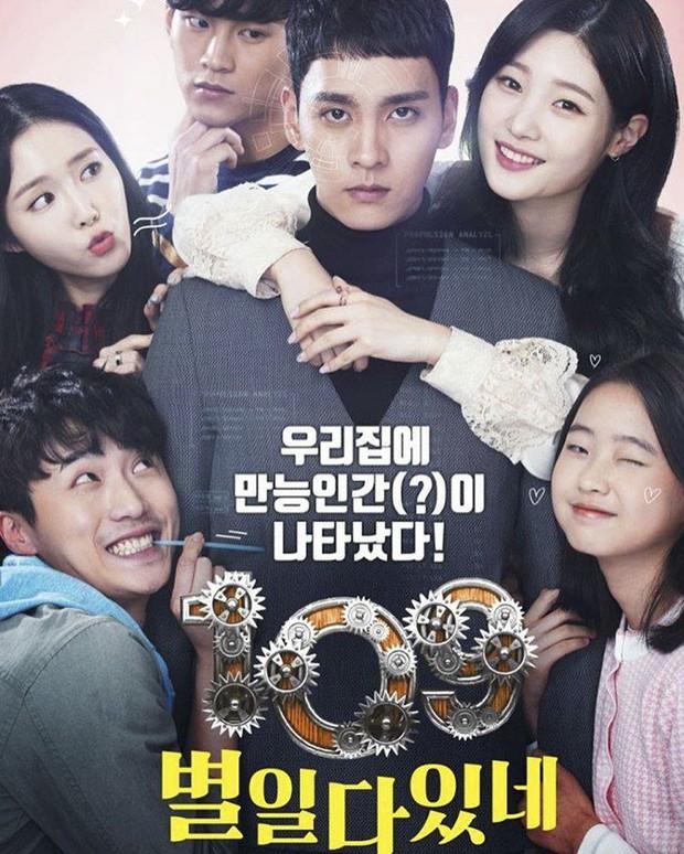 6 bộ phim chứng tỏ trào lưu robot đang càn quét màn ảnh Hàn - Ảnh 1.