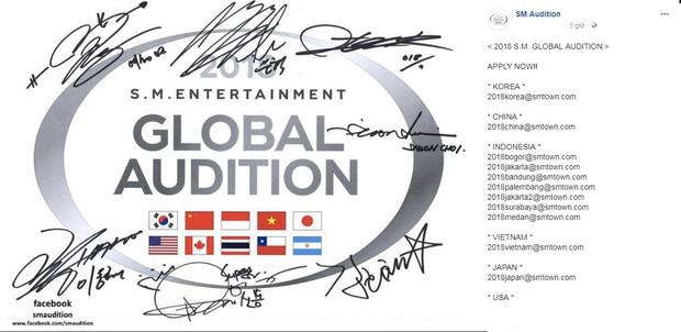Sau SM Entertainment, fan Việt lại nháo nhào vì YG tuyển thực tập sinh trên toàn thế giới - Ảnh 5.