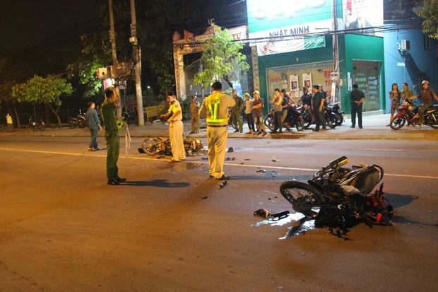 Va chạm với xe bồn, nữ công nhân tử vong trên đường về nhà - Ảnh 3.