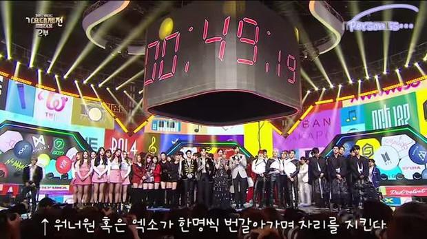 Tinh tế và lịch thiệp như thế này, hèn gì EXO và Wanna One là idolgroup hàng đầu Kpop - Ảnh 1.