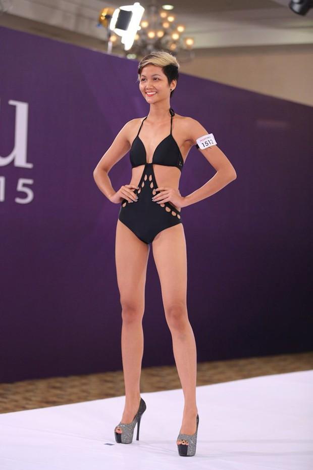 Lại thêm bất ngờ, Á hậu Mâu Thủy từng là giám khảo tuyển sinh Hoa hậu HHen Niê tại Next Top Model! - Ảnh 3.