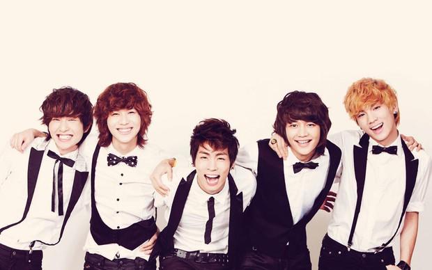 Vắng Jonghyun, SHINee thông báo sẽ khởi động tour diễn ở Nhật như kế hoạch - Ảnh 1.