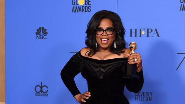 Hậu Quả Cầu Vàng: nữ hoàng truyền hình Oprah Winfrey đang nghiêm túc nghĩ đến chuyện tranh cử Tổng thống Mỹ - Ảnh 2.