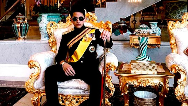 Chân dung hoàng tử nổi tiếng Brunei: Đẹp trai sáng láng, cuộc sống xa hoa ngút trời lại có tới 747 nghìn follower Instagram - Ảnh 1.