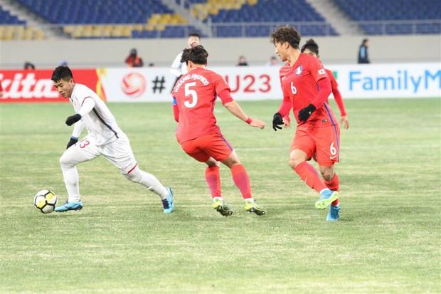 HLV Park Hang Seo liên tục kêu đáng tiếc sau trận thua U23 Hàn Quốc - Ảnh 3.