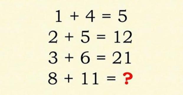 9 bài toán khiến cộng đồng mạng trên toàn thế giới đau não, có cả một câu dành cho học sinh lớp 3 của Việt Nam - Ảnh 1.