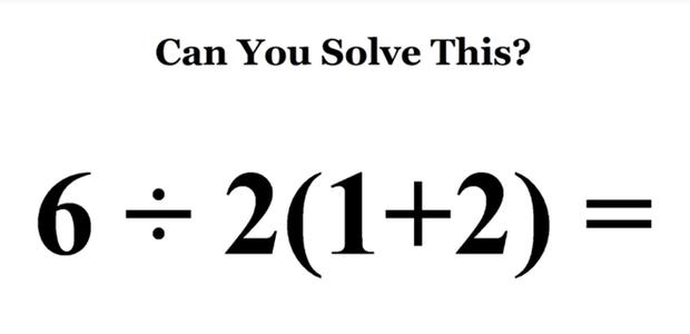 9 bài toán khiến cộng đồng mạng trên toàn thế giới đau não, có cả một câu dành cho học sinh lớp 3 của Việt Nam - Ảnh 2.
