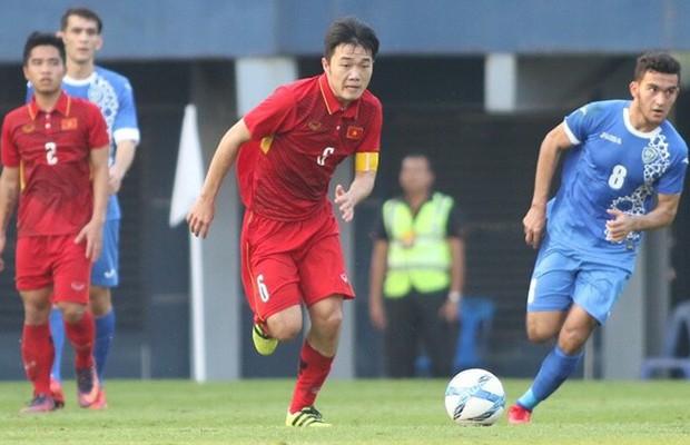 Tiếng Anh tự tin, khiêm nhường nhưng bản lĩnh, đội trưởng U23 Việt Nam gây thán phục khi trả lời phỏng vấn trước trận bán kết - Ảnh 3.
