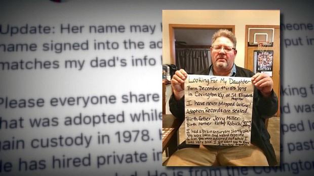 Được chẩn đoán không còn sống bao lâu nữa, người bố đành trao con cho người khác, 40 năm sau, ông đau đáu tìm câu trả lời - Ảnh 2.