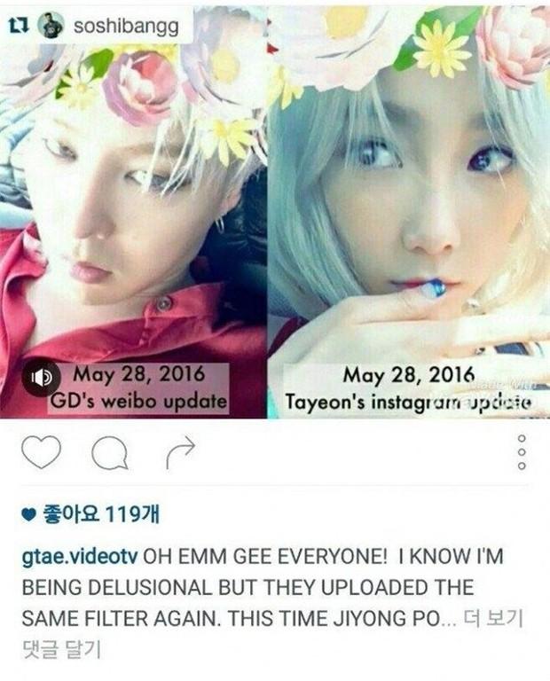 Tình sử của G-Dragon: Từ bạn gái tin đồn đến người yêu công khai đều xinh đẹp đáng ghen tị - Ảnh 11.