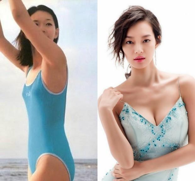 Vòng 1 nhỏ nhắn bỗng căng đầy gợi cảm, có phải các mỹ nhân đẹp nhất châu Á này đã bơm ngực? - Ảnh 13.