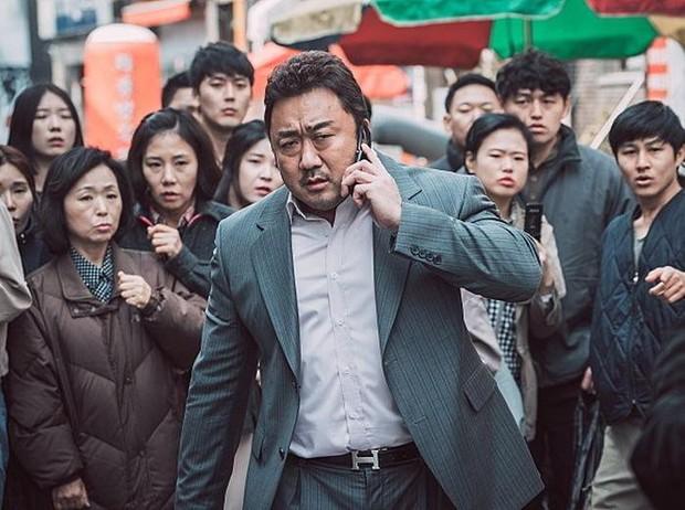 Đẳng cấp dàn sao Thử Thách Thần Chết: Toàn hạng A, quốc dân hàng đầu làng phim Hàn - Ảnh 12.