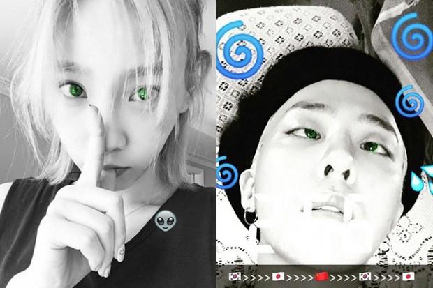 Tình sử của G-Dragon: Từ bạn gái tin đồn đến người yêu công khai đều xinh đẹp đáng ghen tị - Ảnh 13.