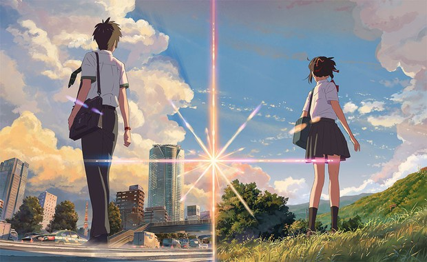 Top 10 phim điện ảnh anime có doanh thu cao nhất mọi thời đại - Ảnh 21.