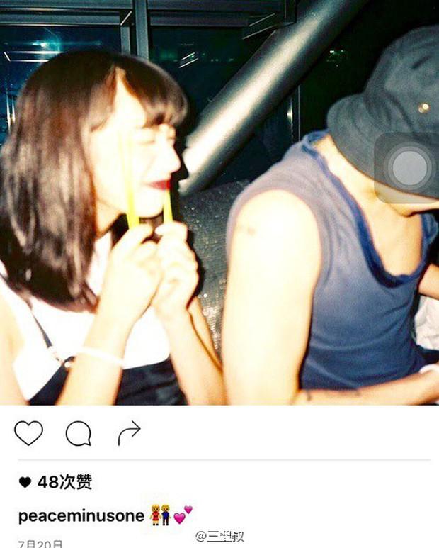 Tình sử của G-Dragon: Từ bạn gái tin đồn đến người yêu công khai đều xinh đẹp đáng ghen tị - Ảnh 21.