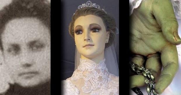 Bí ẩn chuyện cửa hàng váy cưới dùng xác ướp người chết làm ma-nơ-canh, hơn 80 năm rồi vẫn chưa có câu trả lời thuyết phục - Ảnh 3.