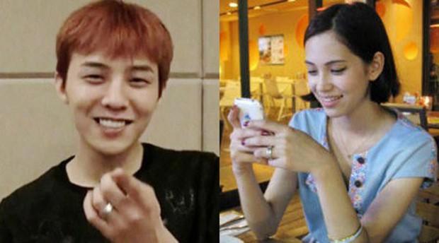 Tình sử của G-Dragon: Từ bạn gái tin đồn đến người yêu công khai đều xinh đẹp đáng ghen tị - Ảnh 4.