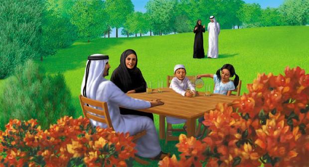 Các tuyển thủ U23 Qatar lớn lên trong những chuẩn mực văn hoá và quy tắc xã giao đầy tính khuôn phép ra sao? - Ảnh 4.