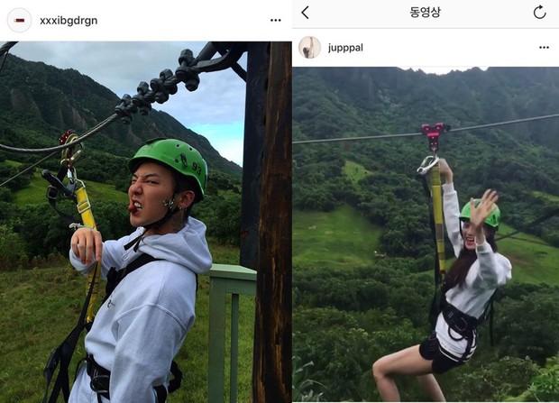 Tình sử của G-Dragon: Từ bạn gái tin đồn đến người yêu công khai đều xinh đẹp đáng ghen tị - Ảnh 34.