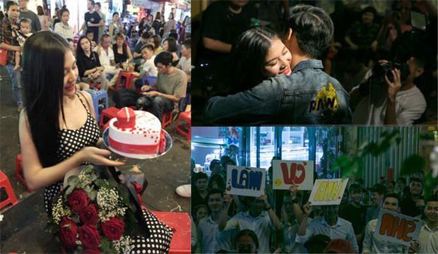 Không chỉ có Trường Giang và Nhã Phương, showbiz Việt cũng từng chứng kiến nhiều màn cầu hôn công khai cực lãng mạn! - Ảnh 9.