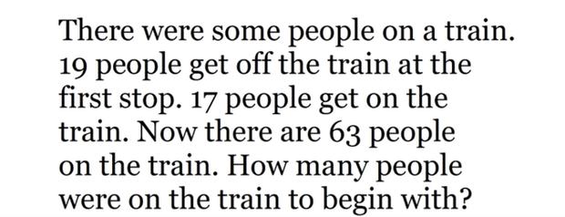 9 bài toán khiến cộng đồng mạng trên toàn thế giới đau não, có cả một câu dành cho học sinh lớp 3 của Việt Nam - Ảnh 6.