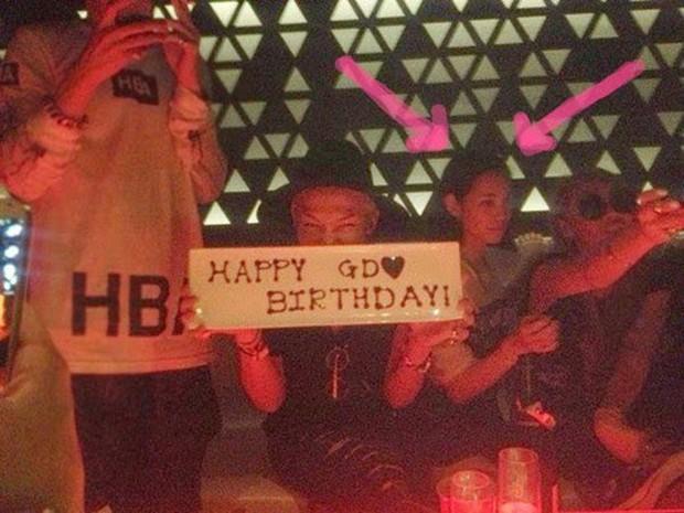 Tình sử của G-Dragon: Từ bạn gái tin đồn đến người yêu công khai đều xinh đẹp đáng ghen tị - Ảnh 7.