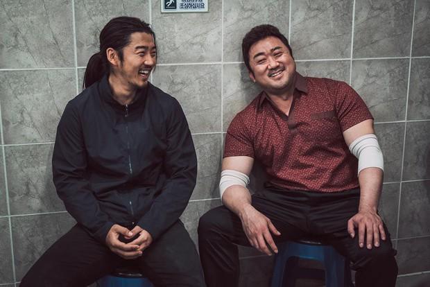 Danh sách 10 phim Hàn ăn khách nhất phòng vé năm 2017 - Ảnh 14.
