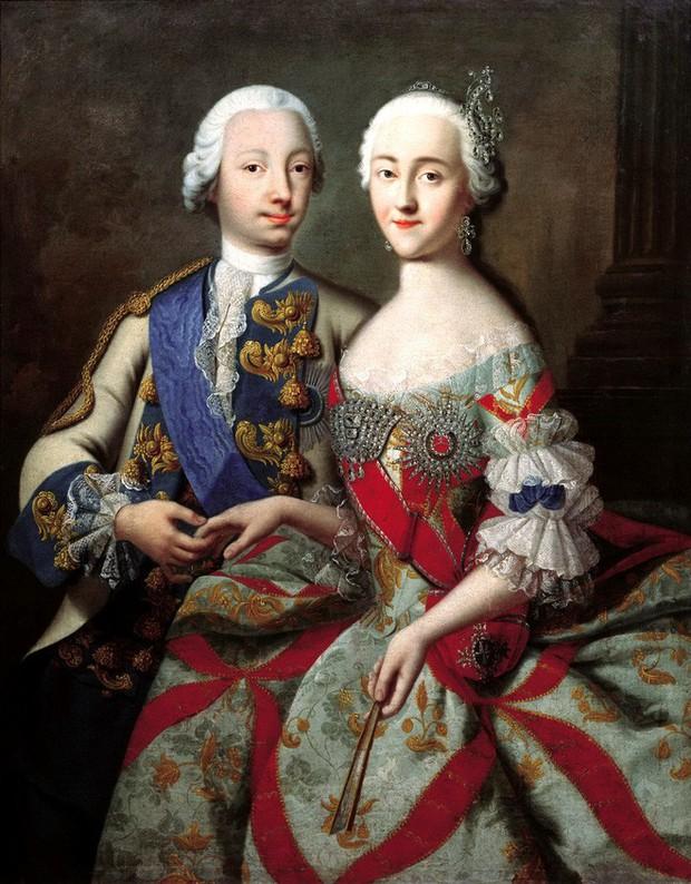 Tình sử phóng đãng của Nữ hoàng vĩ đại nhất nước Nga: 18 người tình, có người nhỏ hơn đến 40 tuổi - Ảnh 7.