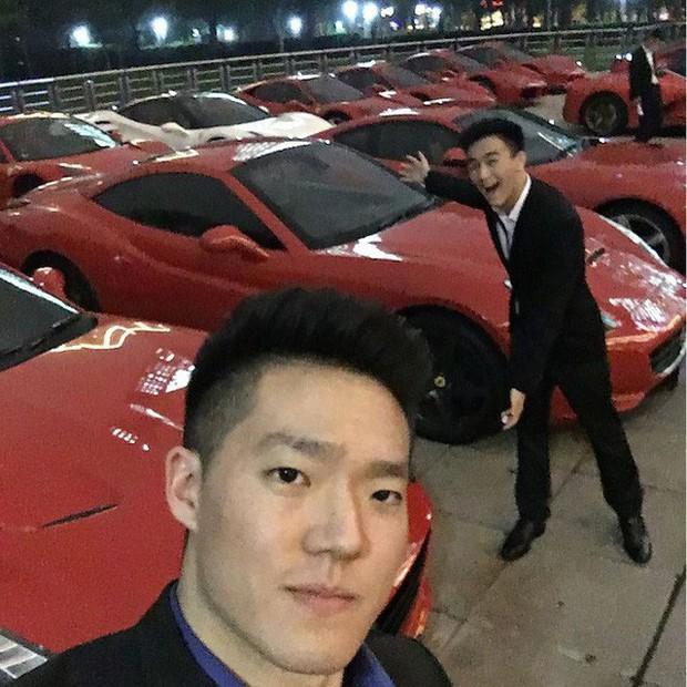 Con trai vua sòng bạc Macau: Soái ca nhà giàu, yêu toàn siêu mẫu, đánh bại 100 thiên tài toán học Trung Quốc - Ảnh 7.